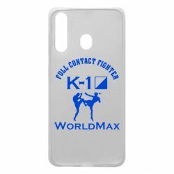 Чохол для Samsung A60 Full contact fighter K-1 Worldmax