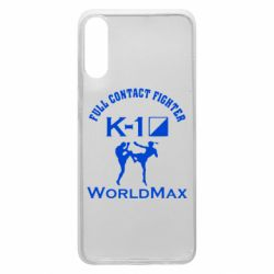 Чохол для Samsung A70 Full contact fighter K-1 Worldmax