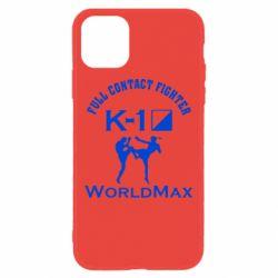 Чохол для iPhone 11 Full contact fighter K-1 Worldmax