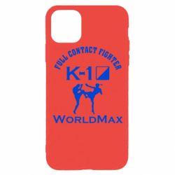 Чохол для iPhone 11 Pro Full contact fighter K-1 Worldmax