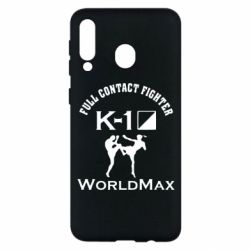Чохол для Samsung M30 Full contact fighter K-1 Worldmax