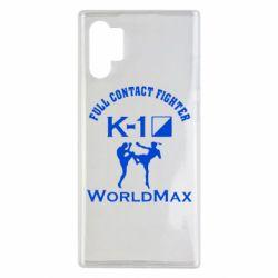 Чохол для Samsung Note 10 Plus Full contact fighter K-1 Worldmax