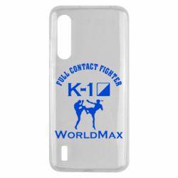 Чехол для Xiaomi Mi9 Lite Full contact fighter K-1 Worldmax