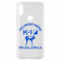 Чехол для Xiaomi Mi Play Full contact fighter K-1 Worldmax