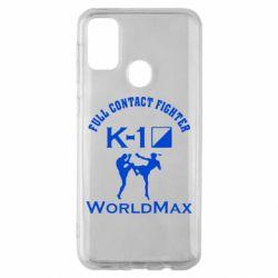 Чохол для Samsung M30s Full contact fighter K-1 Worldmax