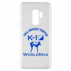 Чехол для Samsung S9+ Full contact fighter K-1 Worldmax - FatLine