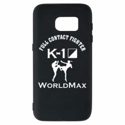 Чехол для Samsung S7 Full contact fighter K-1 Worldmax - FatLine