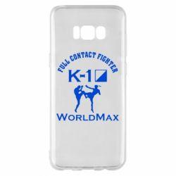 Чехол для Samsung S8+ Full contact fighter K-1 Worldmax - FatLine