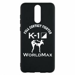 Чехол для Huawei Mate 10 Lite Full contact fighter K-1 Worldmax - FatLine