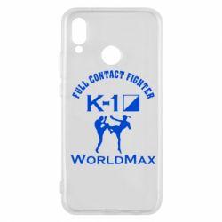 Чехол для Huawei P20 Lite Full contact fighter K-1 Worldmax - FatLine