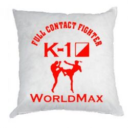 Подушка Full contact fighter K-1 Worldmax - FatLine