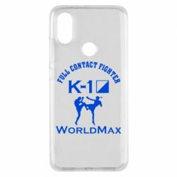 Чехол для Xiaomi Mi A2 Full contact fighter K-1 Worldmax - FatLine