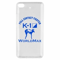 Чехол для Xiaomi Mi 5s Full contact fighter K-1 Worldmax - FatLine