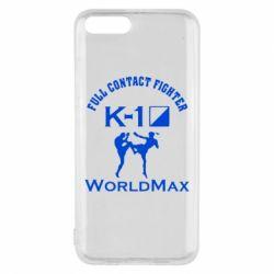 Чехол для Xiaomi Mi6 Full contact fighter K-1 Worldmax - FatLine