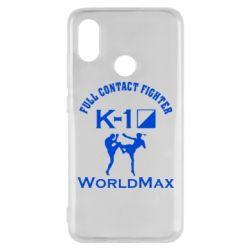 Чехол для Xiaomi Mi8 Full contact fighter K-1 Worldmax - FatLine