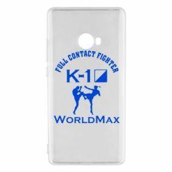 Чехол для Xiaomi Mi Note 2 Full contact fighter K-1 Worldmax - FatLine