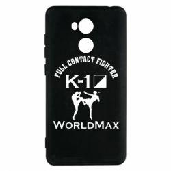 Чехол для Xiaomi Redmi 4 Pro/Prime Full contact fighter K-1 Worldmax - FatLine