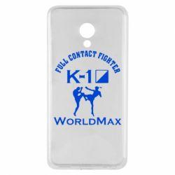 Чехол для Meizu M5 Full contact fighter K-1 Worldmax - FatLine