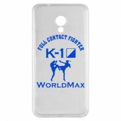 Чехол для Meizu M5s Full contact fighter K-1 Worldmax - FatLine