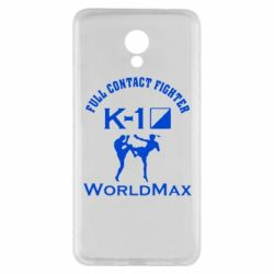 Чехол для Meizu M5 Note Full contact fighter K-1 Worldmax - FatLine
