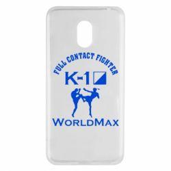 Чехол для Meizu M6 Full contact fighter K-1 Worldmax - FatLine