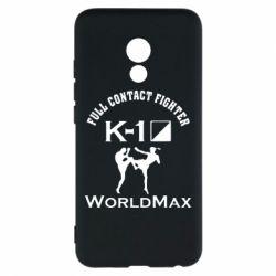 Чехол для Meizu Pro 6 Full contact fighter K-1 Worldmax - FatLine