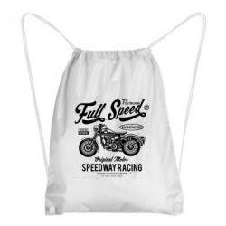 Рюкзак-мішок Full Speed