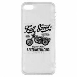 Чохол для iphone 5/5S/SE Full Speed