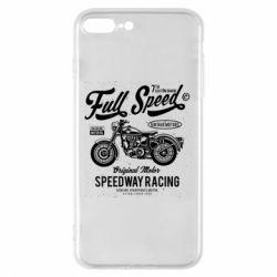 Чохол для iPhone 7 Plus Full Speed