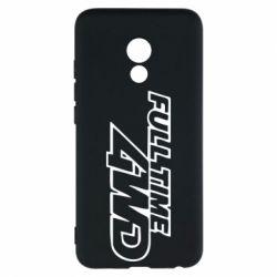 Чехол для Meizu Pro 6 Full time 4wd - FatLine