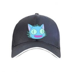 Кепка Funny cat from Rick and Morty season 4