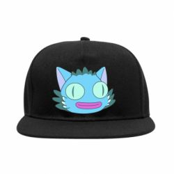 Снепбек Funny cat from Rick and Morty season 4