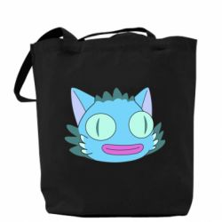Сумка Funny cat from Rick and Morty season 4
