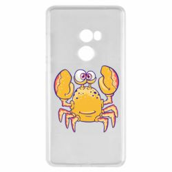 Чехол для Xiaomi Mi Mix 2 Funny crab