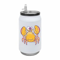 Термобанка 350ml Funny crab