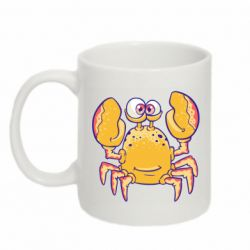 Кружка 320ml Funny crab