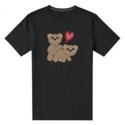 Мужская стрейчевая футболка Funny passion