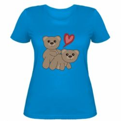 Женская футболка Funny passion