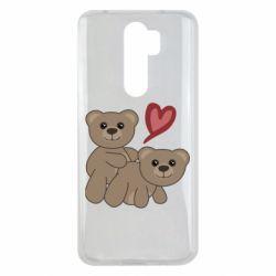 Чехол для Xiaomi Redmi Note 8 Pro Funny passion