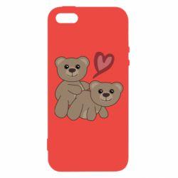 Чехол для iPhone5/5S/SE Funny passion