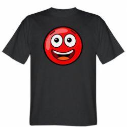 Чоловіча футболка Funny Red Ball