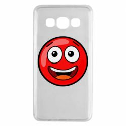 Чохол для Samsung A3 2015 Funny Red Ball