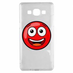 Чохол для Samsung A5 2015 Funny Red Ball