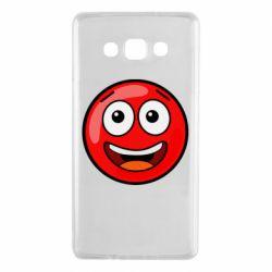 Чохол для Samsung A7 2015 Funny Red Ball