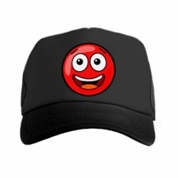 Кепка-тракер Funny Red Ball