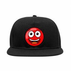 Снепбек Funny Red Ball