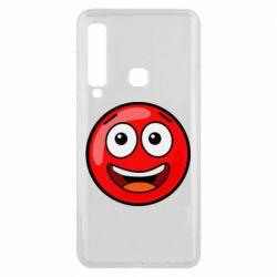 Чохол для Samsung A9 2018 Funny Red Ball