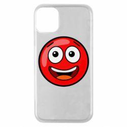 Чохол для iPhone 11 Pro Funny Red Ball