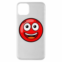 Чохол для iPhone 11 Pro Max Funny Red Ball