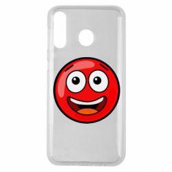 Чохол для Samsung M30 Funny Red Ball